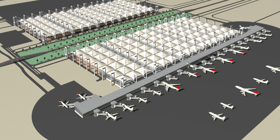 JEDDAH l U/C l New King Abdulaziz Airport Phase 1 - Page ...